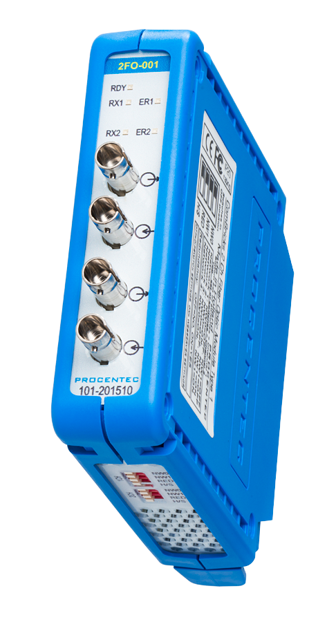 PROFIBUS Multi-Mode Fiber Optic Ring - visual 1