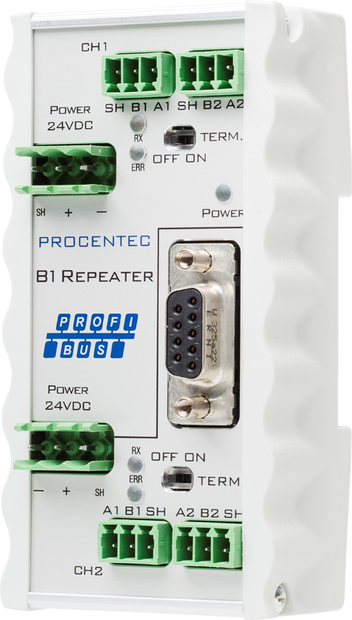 PROFIBUS DP Repeater B1 - visual 1